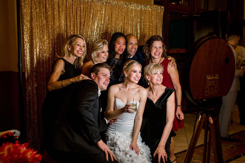 Nashville wedding by John Myers Photography featured on Nashville Bride Guide