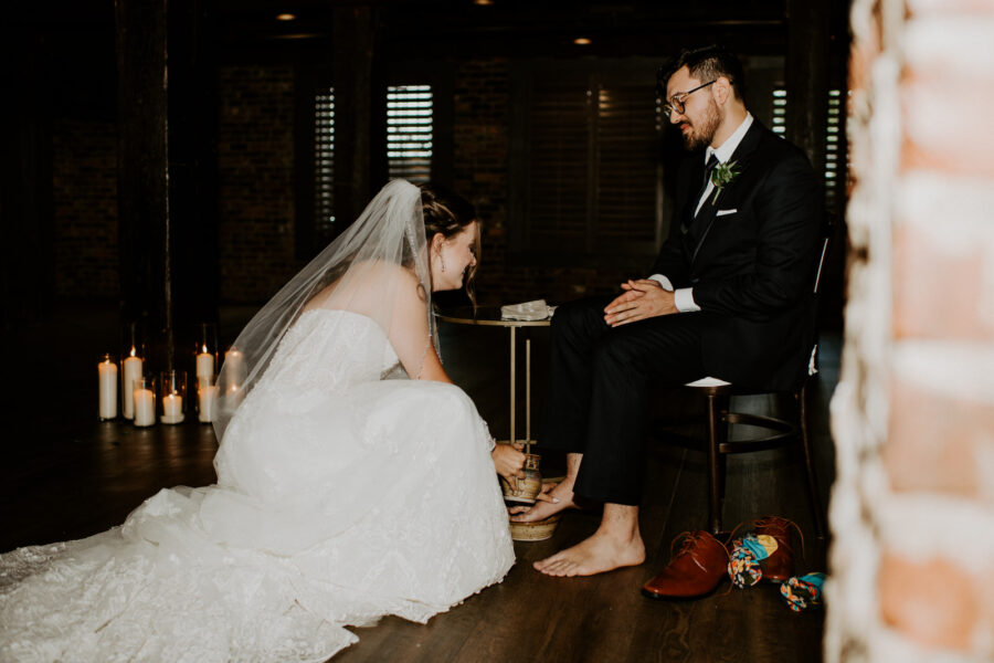 Wedding ceremony ideas: The Marion's Photography featured on Nashville Bride Guide