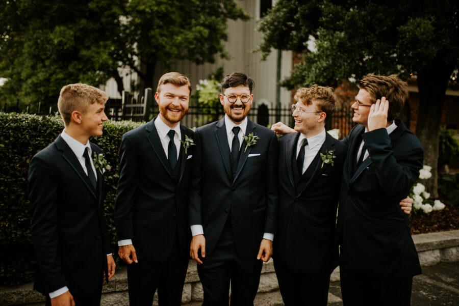 Romantic Nashville Wedding at The Bedford featured on Nashville Bride Guide