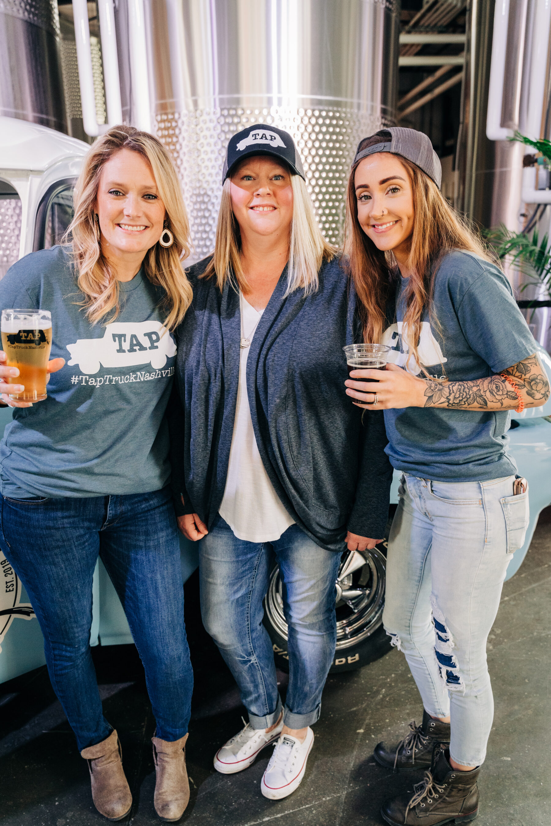 Launch Party at Diskin Cider featured on Nashville Bride Guide