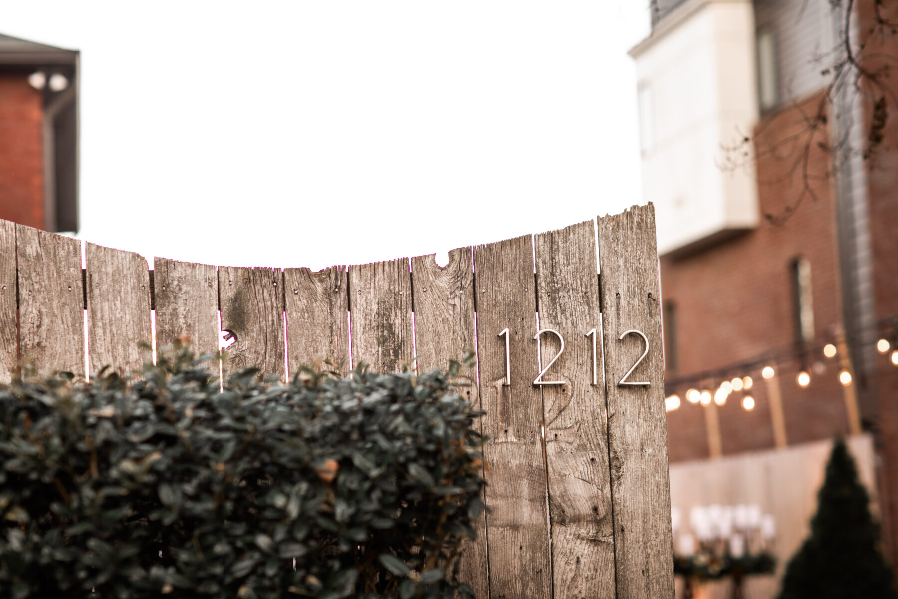 1212 Germantown: Nashville Wish Upon a Wedding captured by Nyk + Cali Photography featured on Nashville Bride Guide