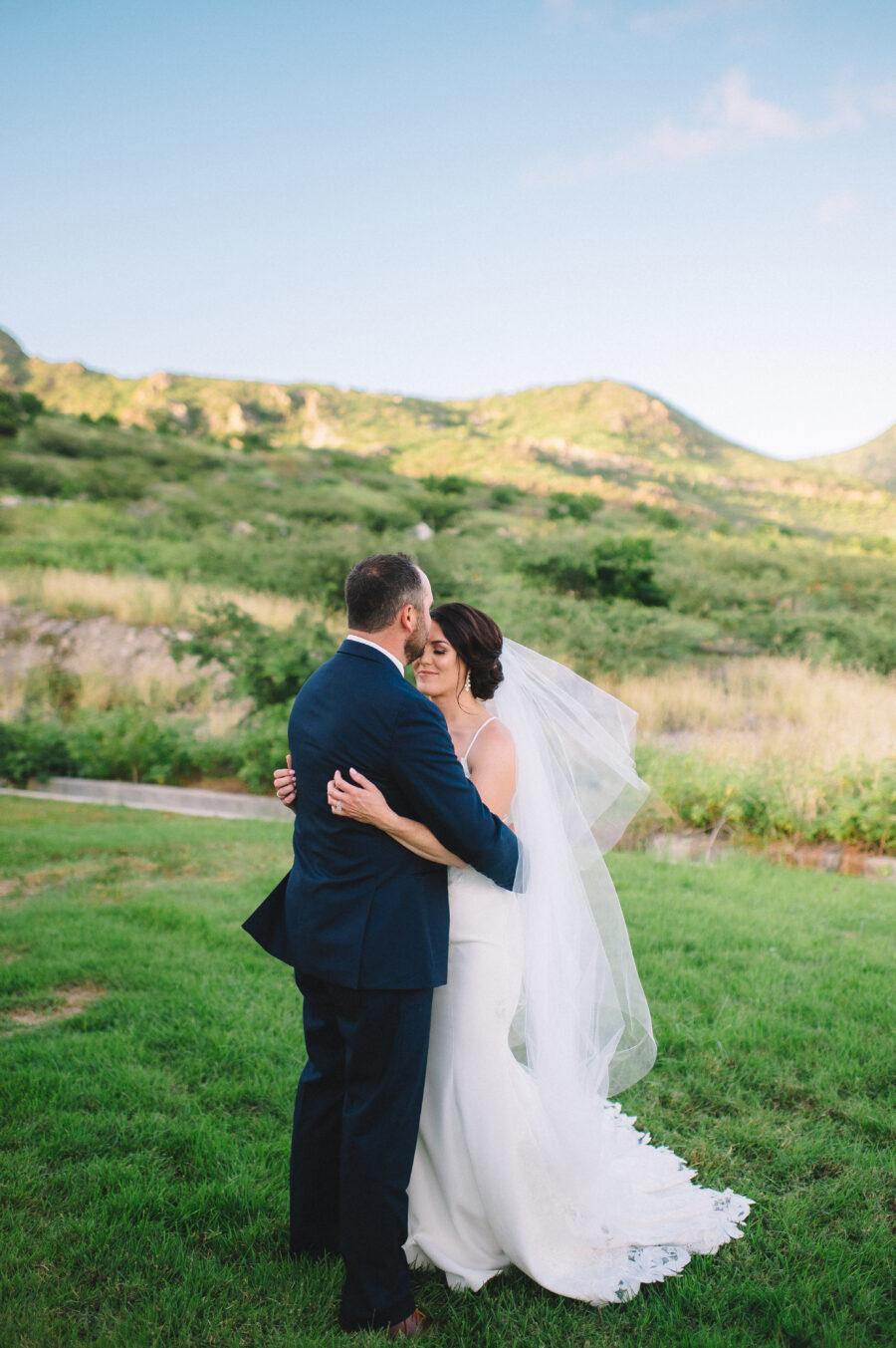 Intimate Caribbean Wedding by Details Nashville