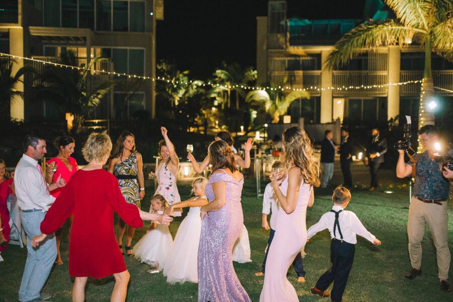 Wedding dancing: Intimate Caribbean Wedding by Details Nashville featured on Nashville Bride Guide