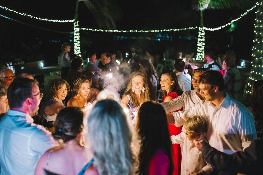 Intimate Caribbean Wedding by Details Nashville featured on Nashville Bride Guide
