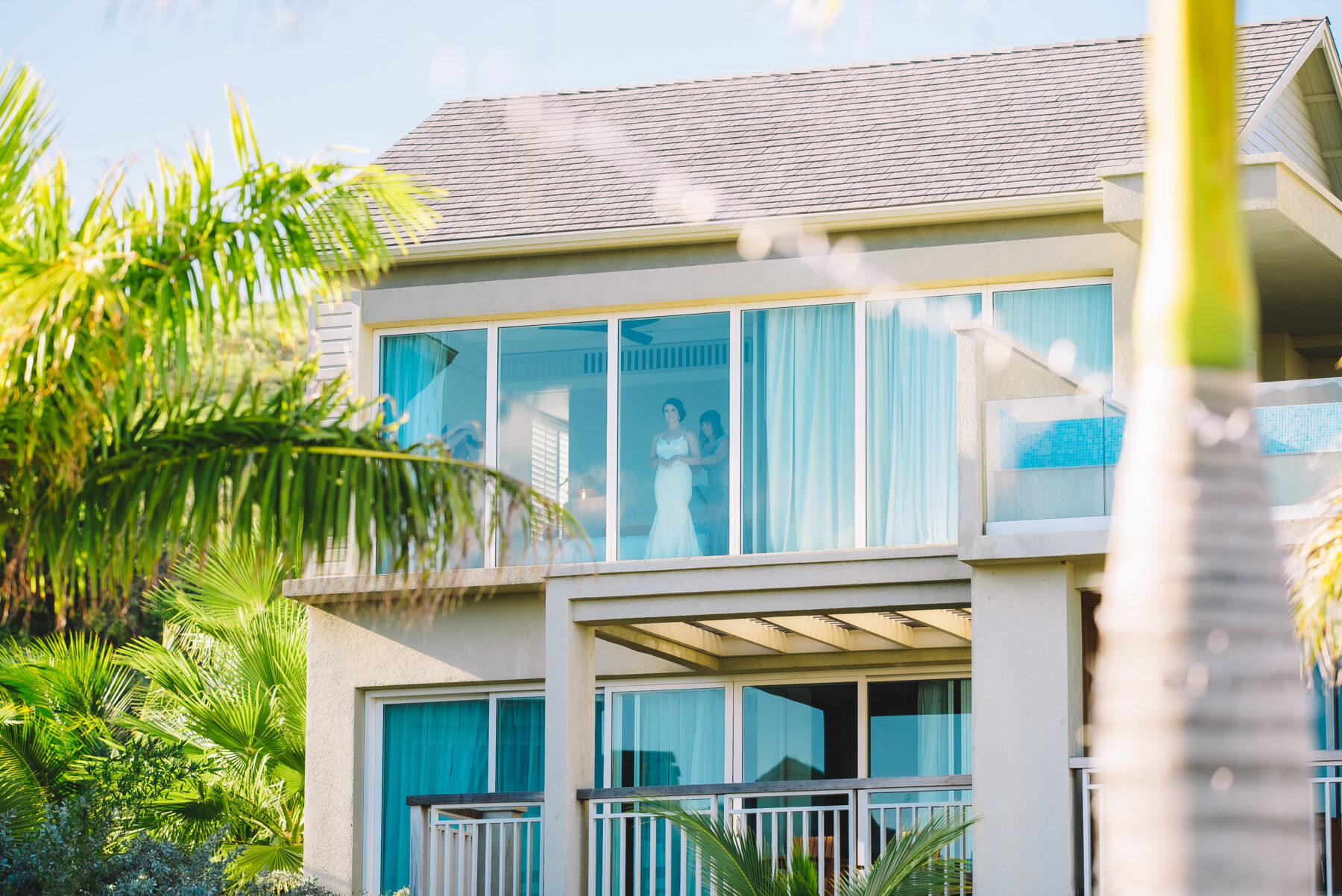 Intimate Caribbean Wedding by Details Nashville featured on Nashville Bride Guide
