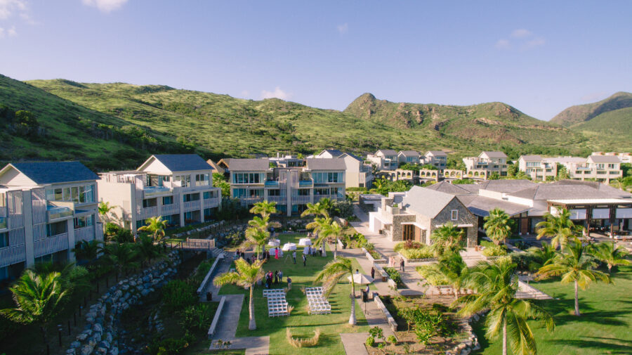 Park Hyatt St. Kitts Resort Wedding: Intimate Caribbean Wedding by Details Nashville featured on Nashville Bride Guide