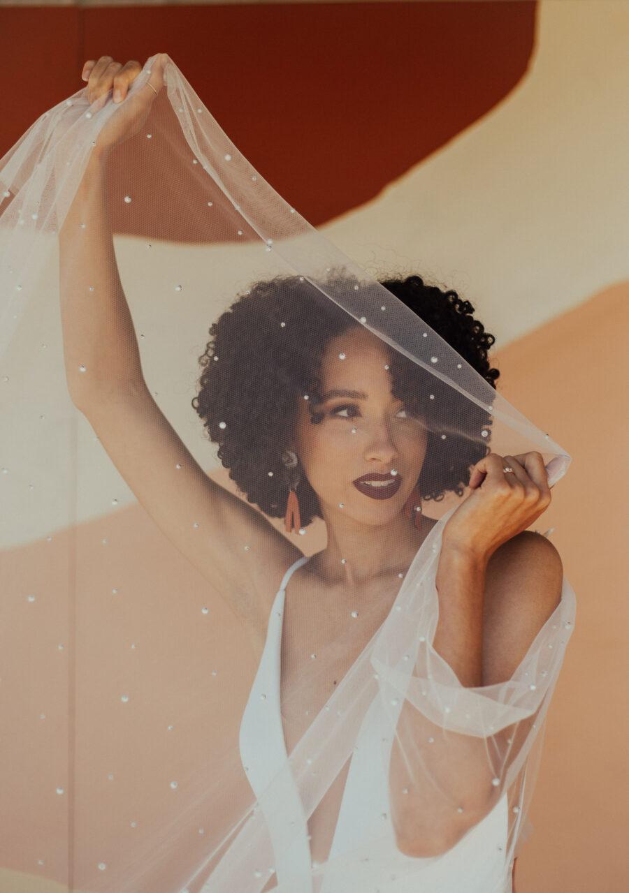 Boho bridal fashion: Bright Bohemian Photo Shoot from Ina J Designs
