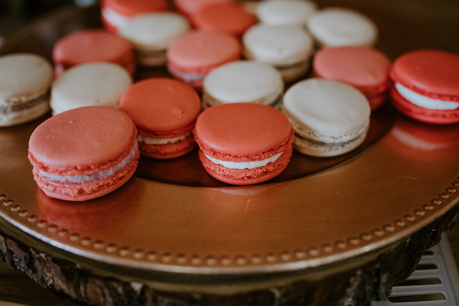 Wedding dessert ideas: Surprise Vow Renewal by Tara Winstead Photography featured on Nashville Bride Guide