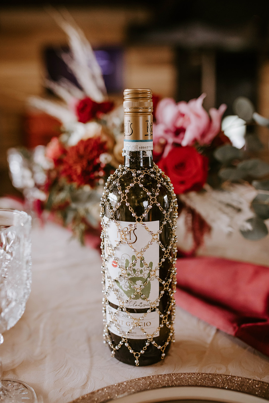Wedding table decor: Surprise Vow Renewal by Tara Winstead Photography featured on Nashville Bride Guide