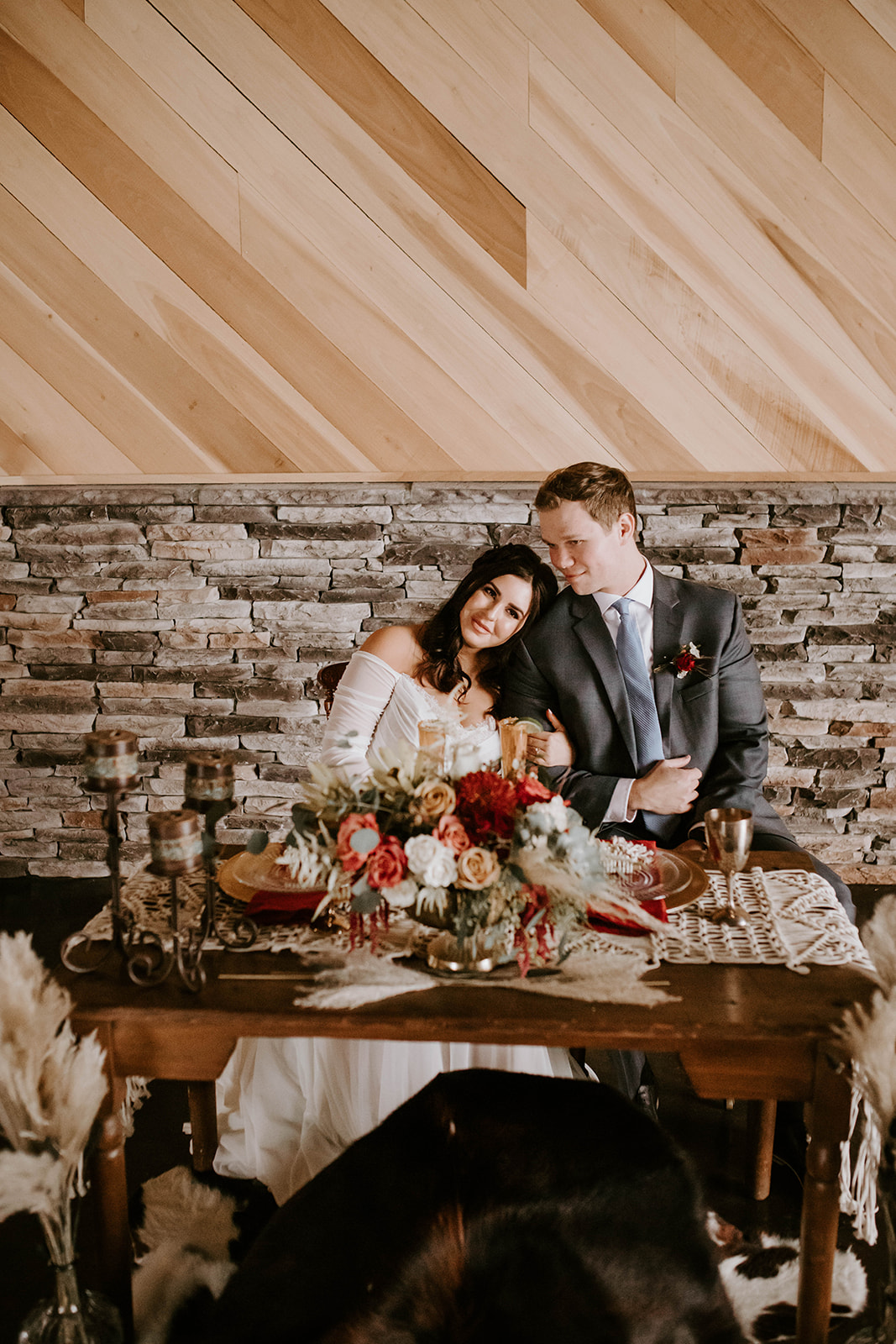 Rustic wedding inspiration: Surprise Vow Renewal by Tara Winstead Photography featured on Nashville Bride Guide