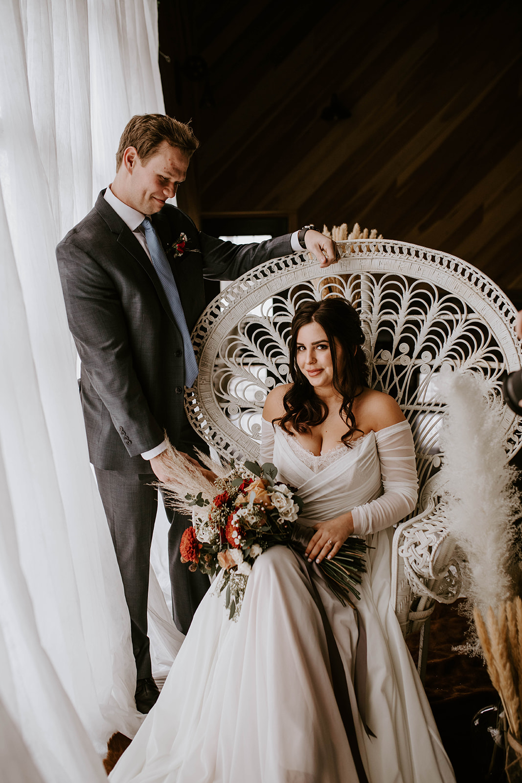 Wedding photography: Surprise Vow Renewal by Tara Winstead Photography featured on Nashville Bride Guide