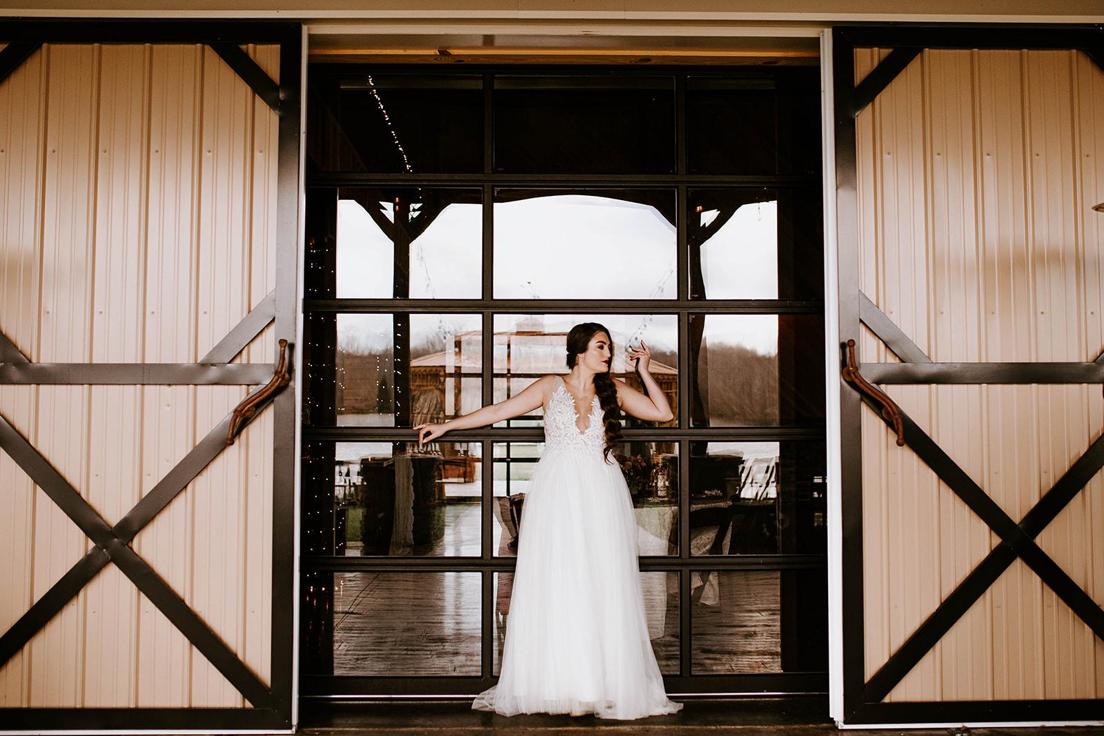 Bridal portrait: Surprise Vow Renewal by Tara Winstead Photography featured on Nashville Bride Guide