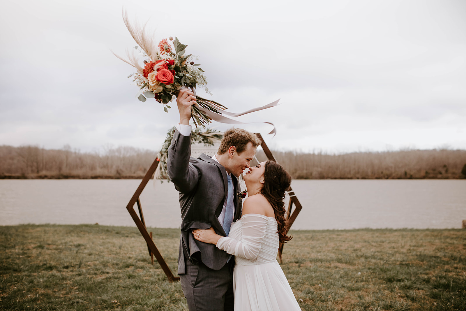 Surprise Vow Renewal by Tara Winstead Photography featured on Nashville Bride Guide