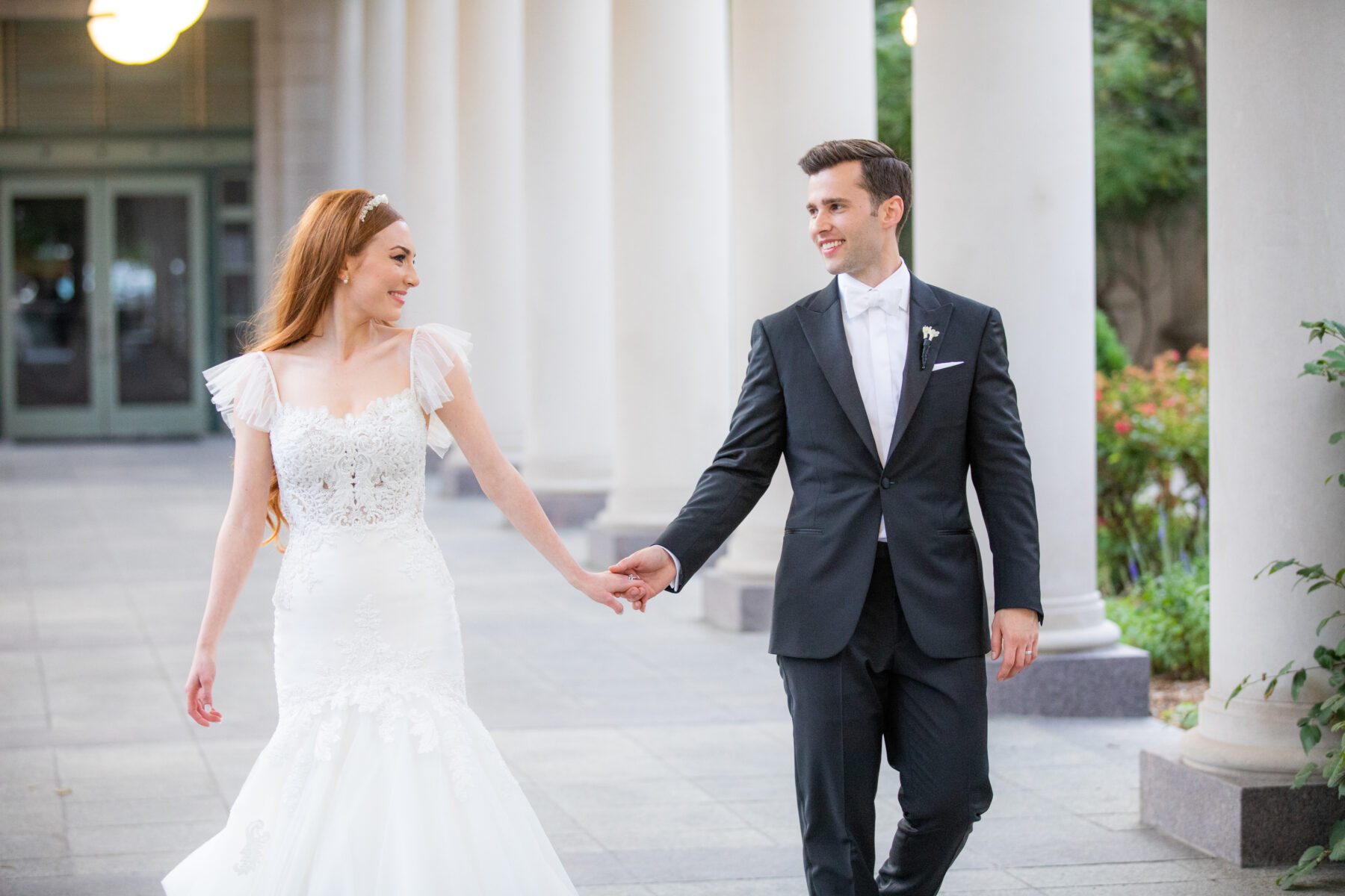 Matt Andrews Photography: Floral Filled Luxurious Wedding by LMA Designs featured on Nashville Bride Guide
