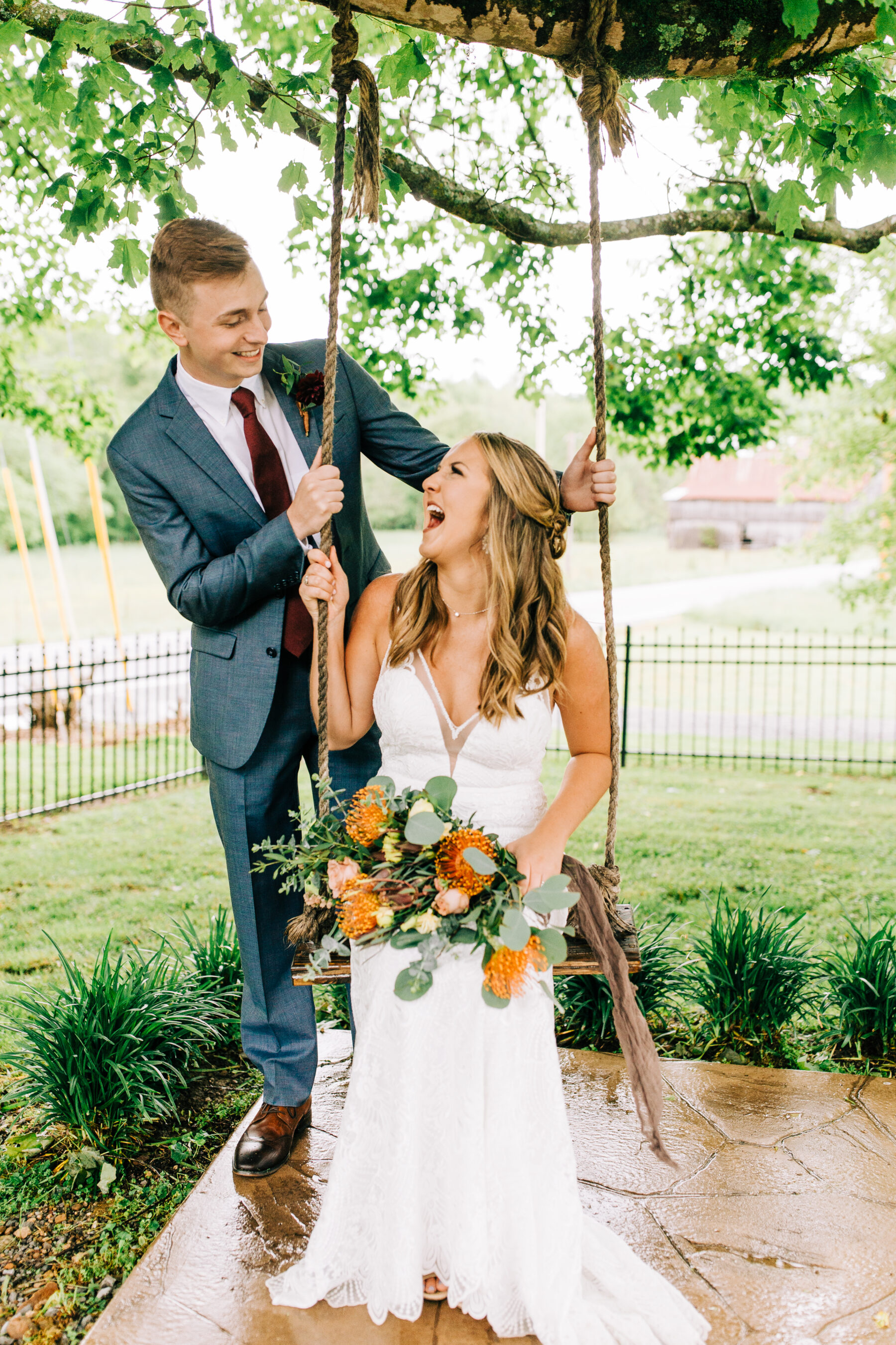Stunning Fall Styled Shoot at Promise Manor featured on Nashville Bride Guide