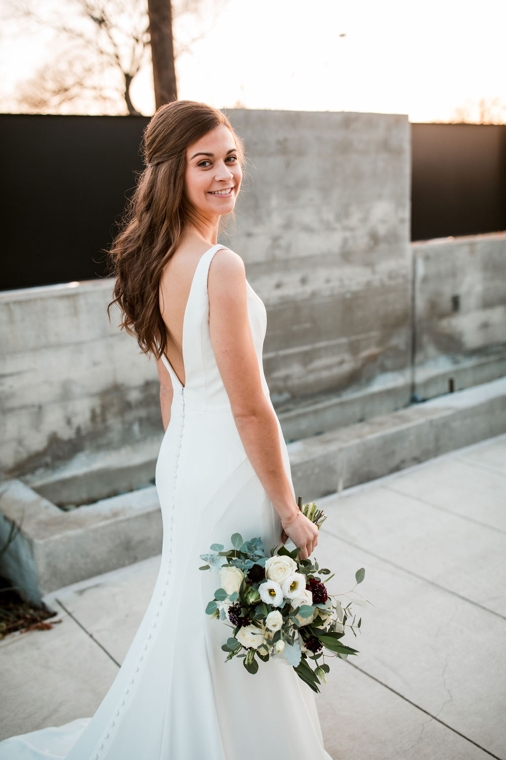 Wedding dress: John Myers Photography and Videography featured on Nashville Bride Guide