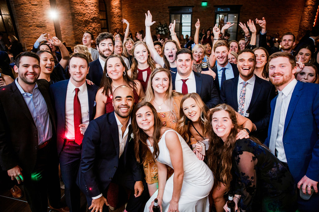 Burgundy and Navy Wedding at Clementine Hall