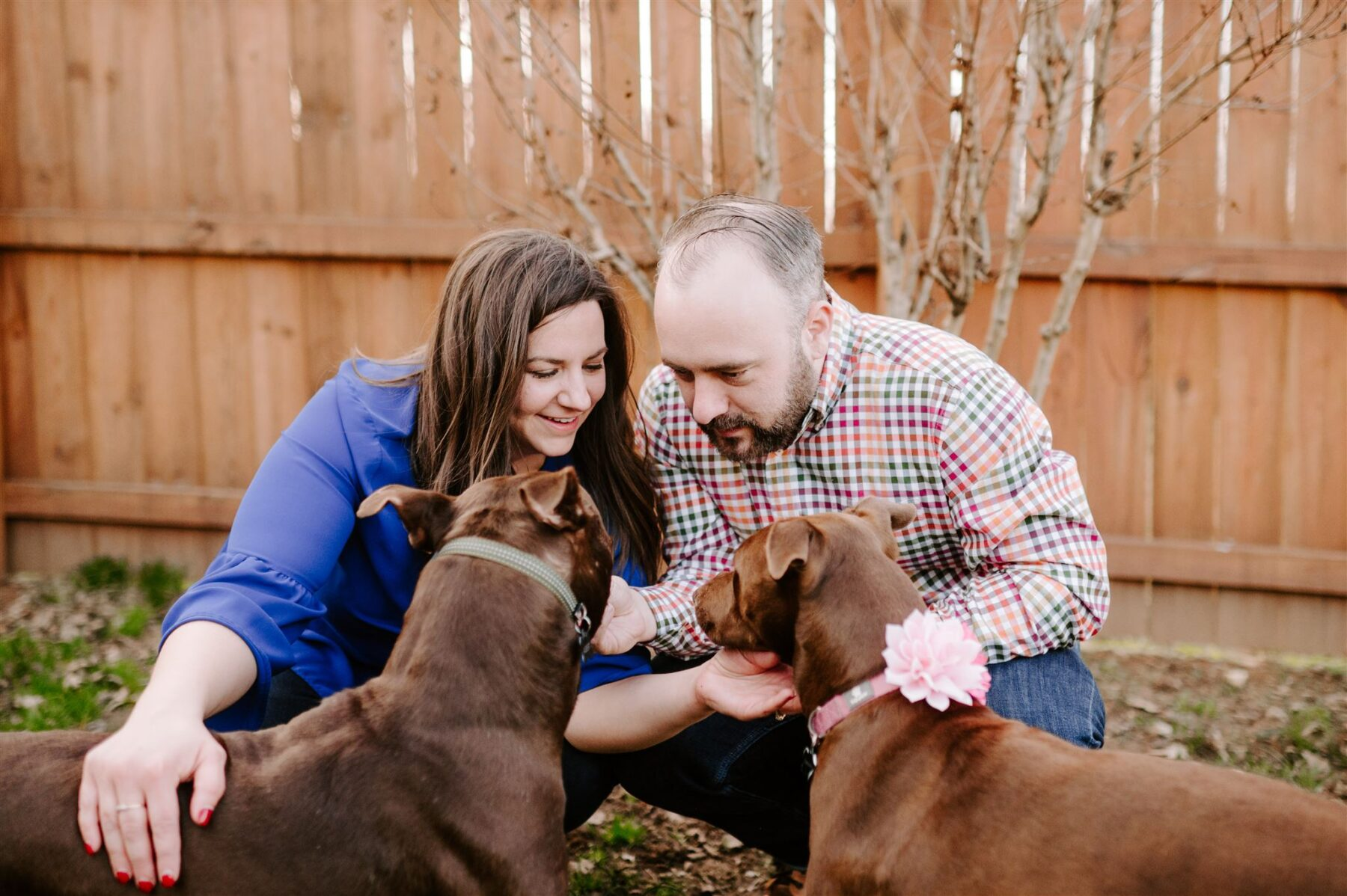 Laid Back Engagement Session from Sara Bill Photography featured on Nashville Bride Guide
