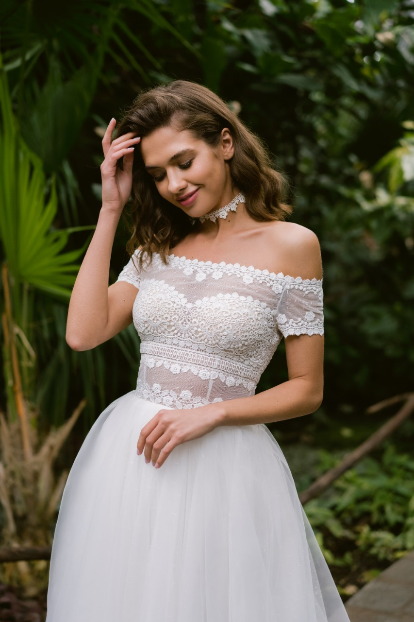 Meet local Nashville wedding dress designer Jamie Myranda on Nashville Bride Guide