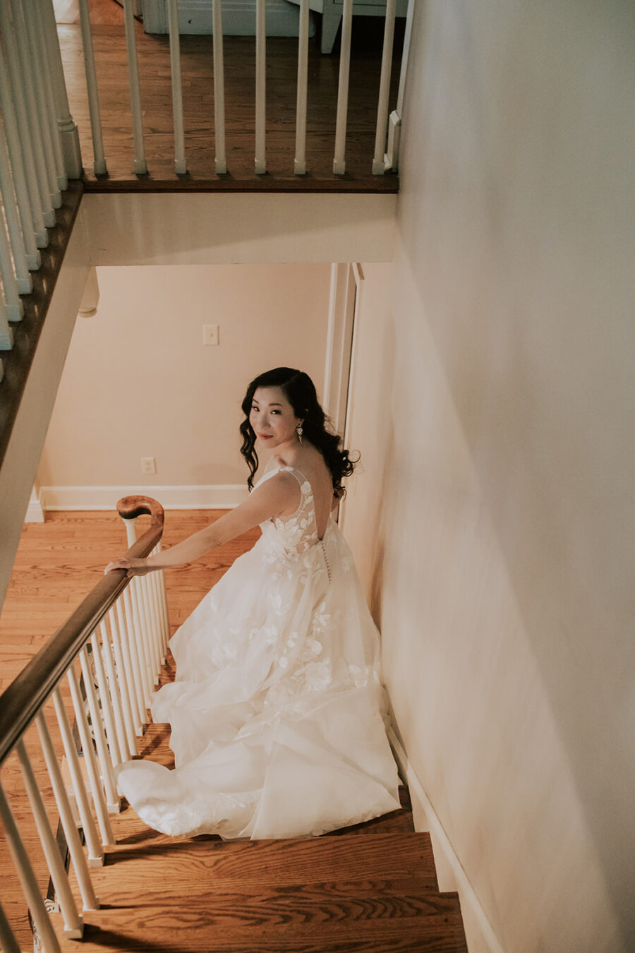 Bridal portrait: Summer Soiree at Cedarwood Weddings featured on Nashville Bride Guide
