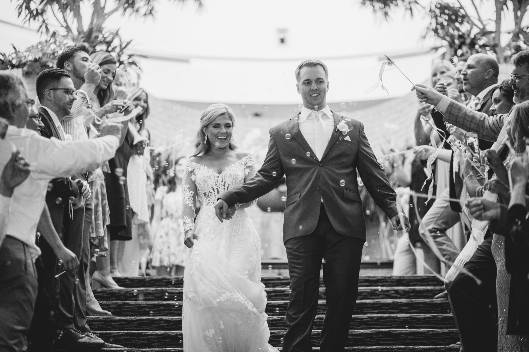 Romantic Country Club Soiree by Juniper Weddings featured on Nashville Bride Guide