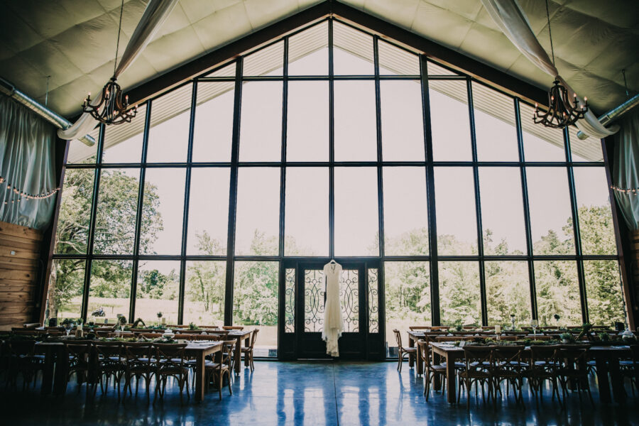 Burdoc Farms Nashville wedding venue