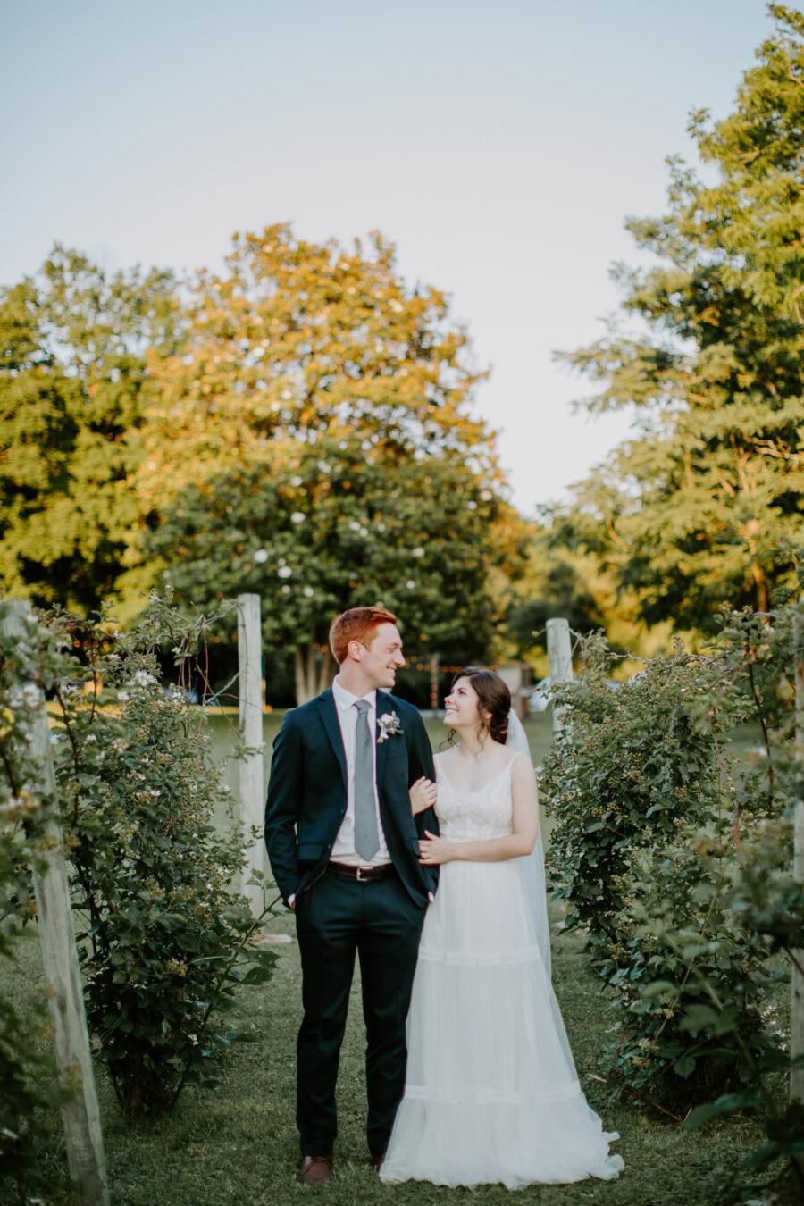 Vibrant Summer Wedding at Sinking Creek Farm featured on Nashville Bride Guide