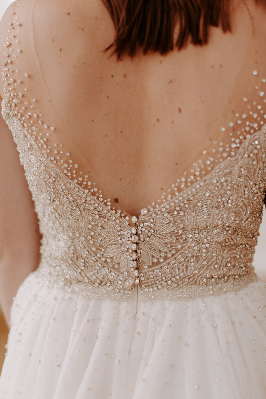 New Dress Styles at Lavender Park Bridal featured on Nashville Bride Guide