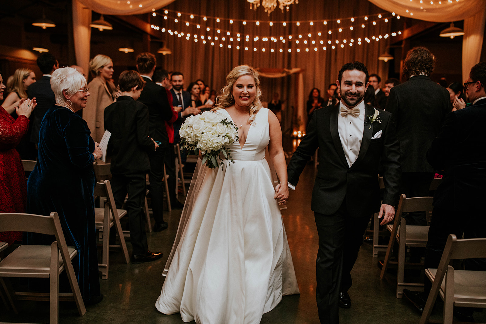 Timeless Loveless Barn Winter Wedding by Kendall Parsons featured on Nashville Bride Guide