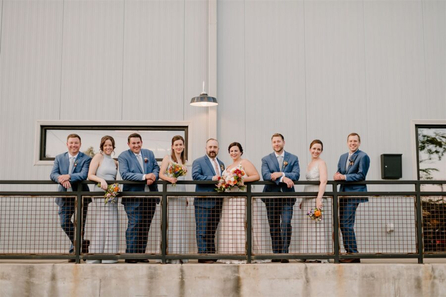 Casual Cool Wedding at The Reserve from Sara Bill Photography