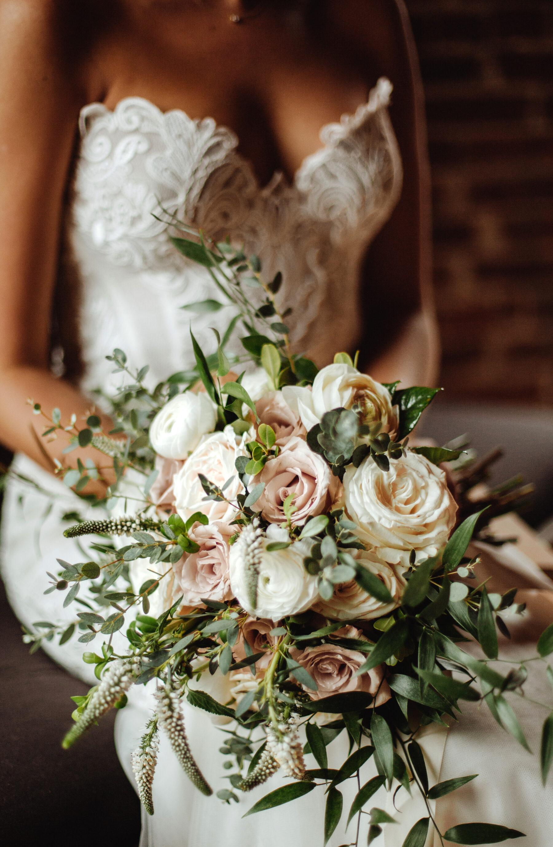 Enchanted Florals wedding bouquet