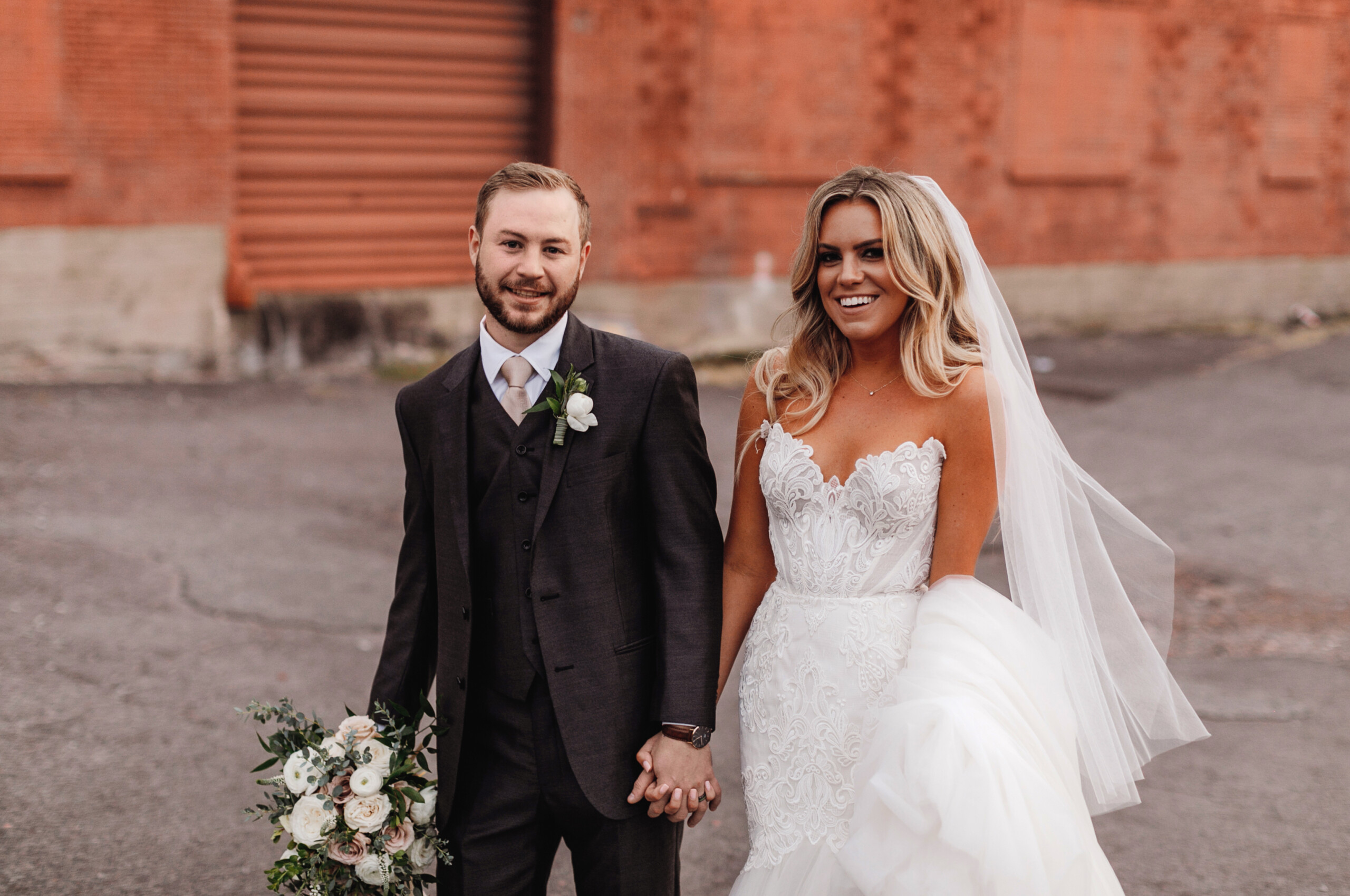 Brasspenny Photography Cannery Ballroom Wedding