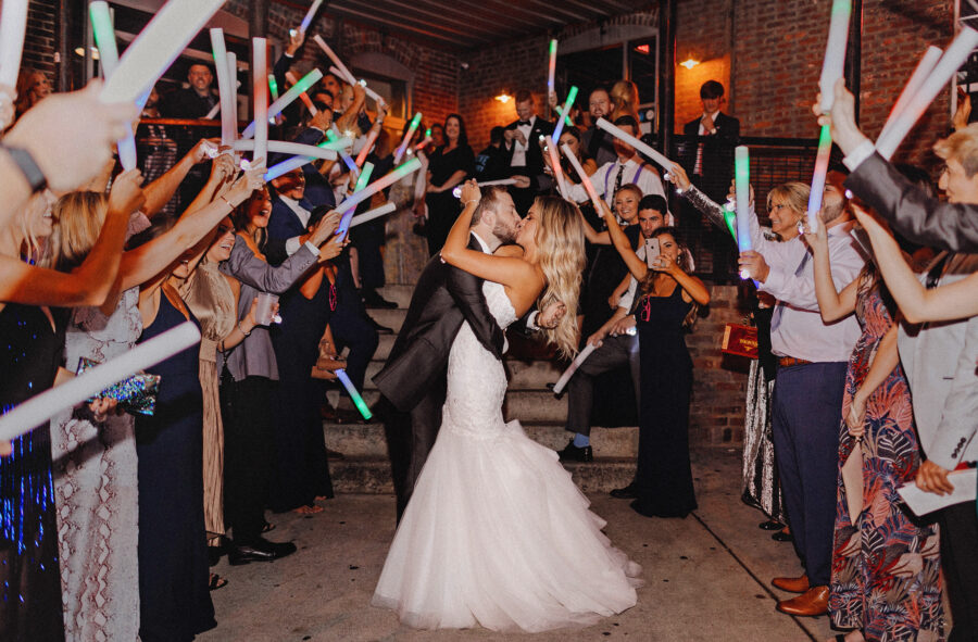 Brasspenny Photography Cannery Ballroom Wedding