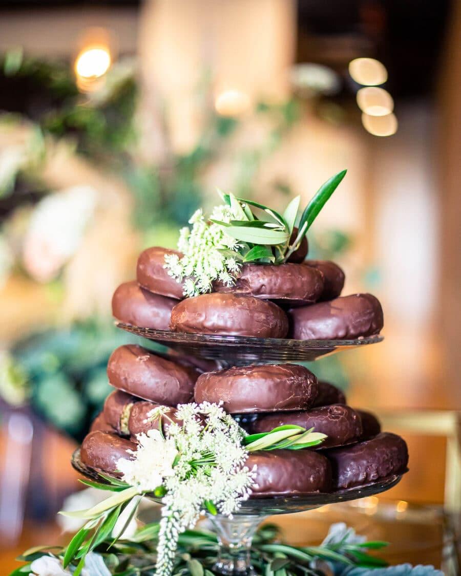 Wedding dessert display   Travel Inspired Photo Shoot