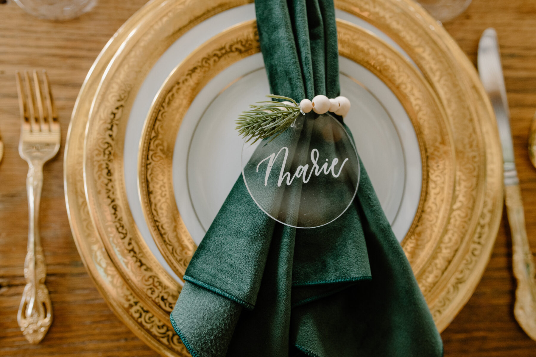 Christmas Inspired Wedding Styled Shoot | Nashville Bride Guide
