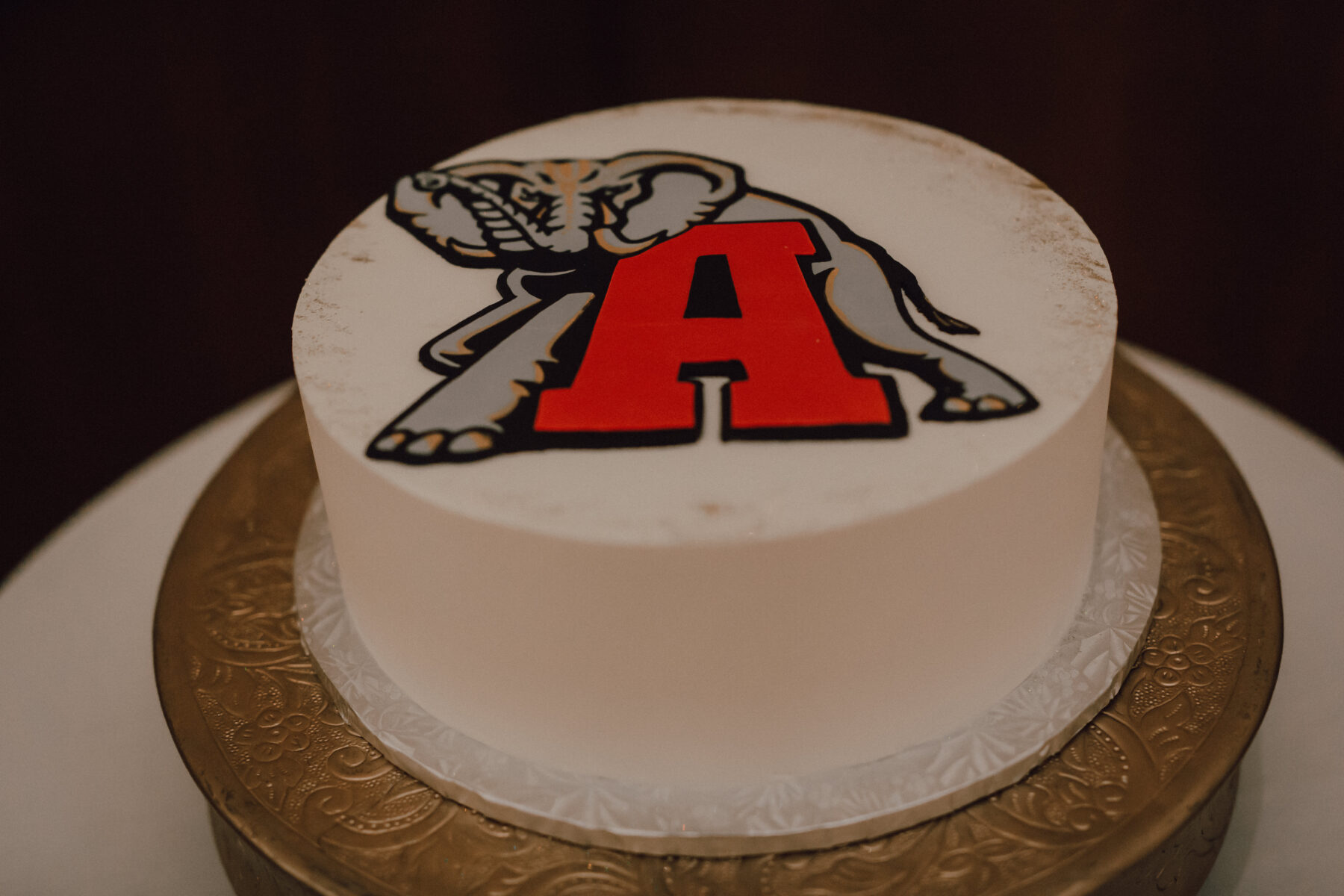 Alabama groom's cake | Nashville Bride Guide