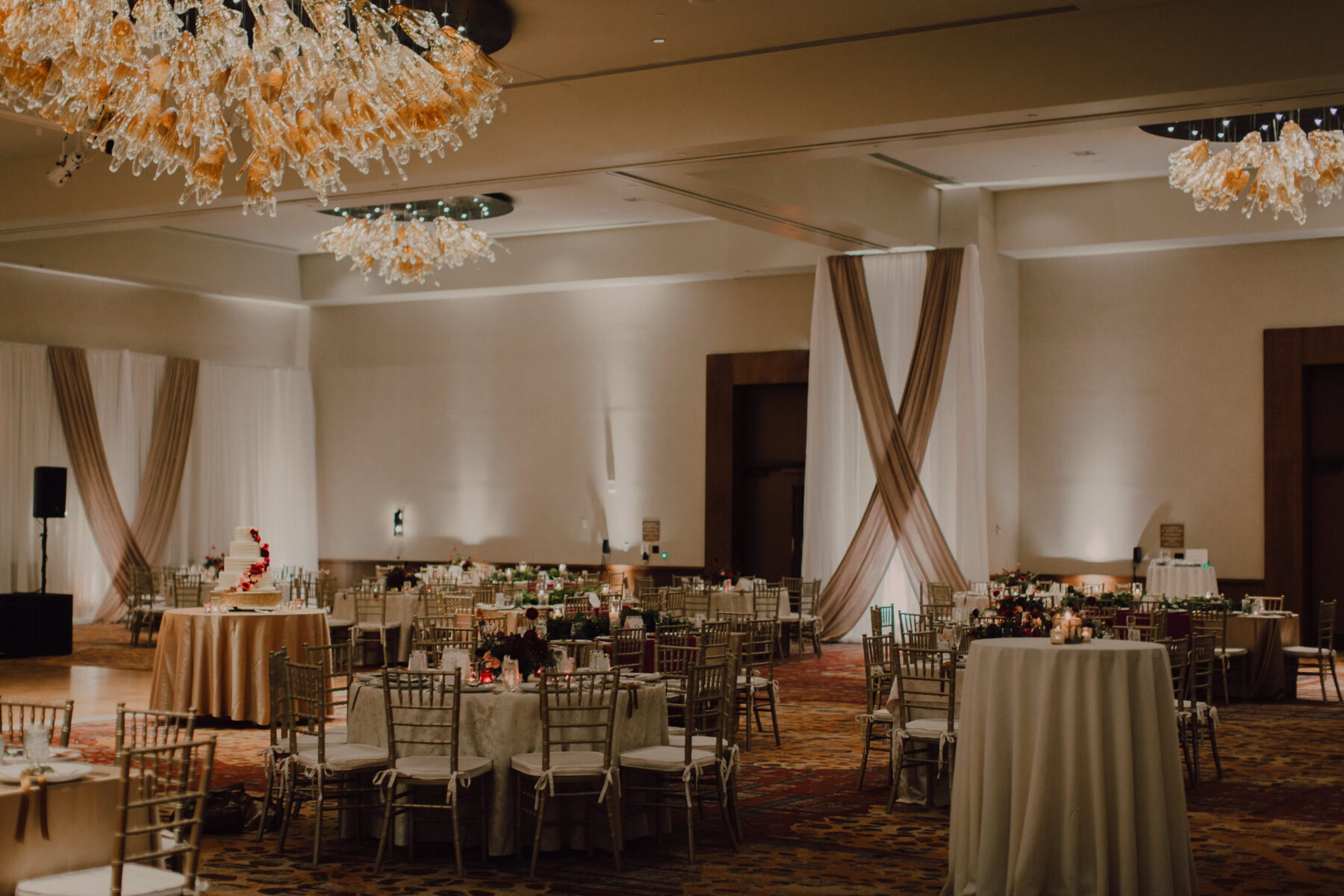 Westin Nashville winter wedding | Nashville Bride Guide
