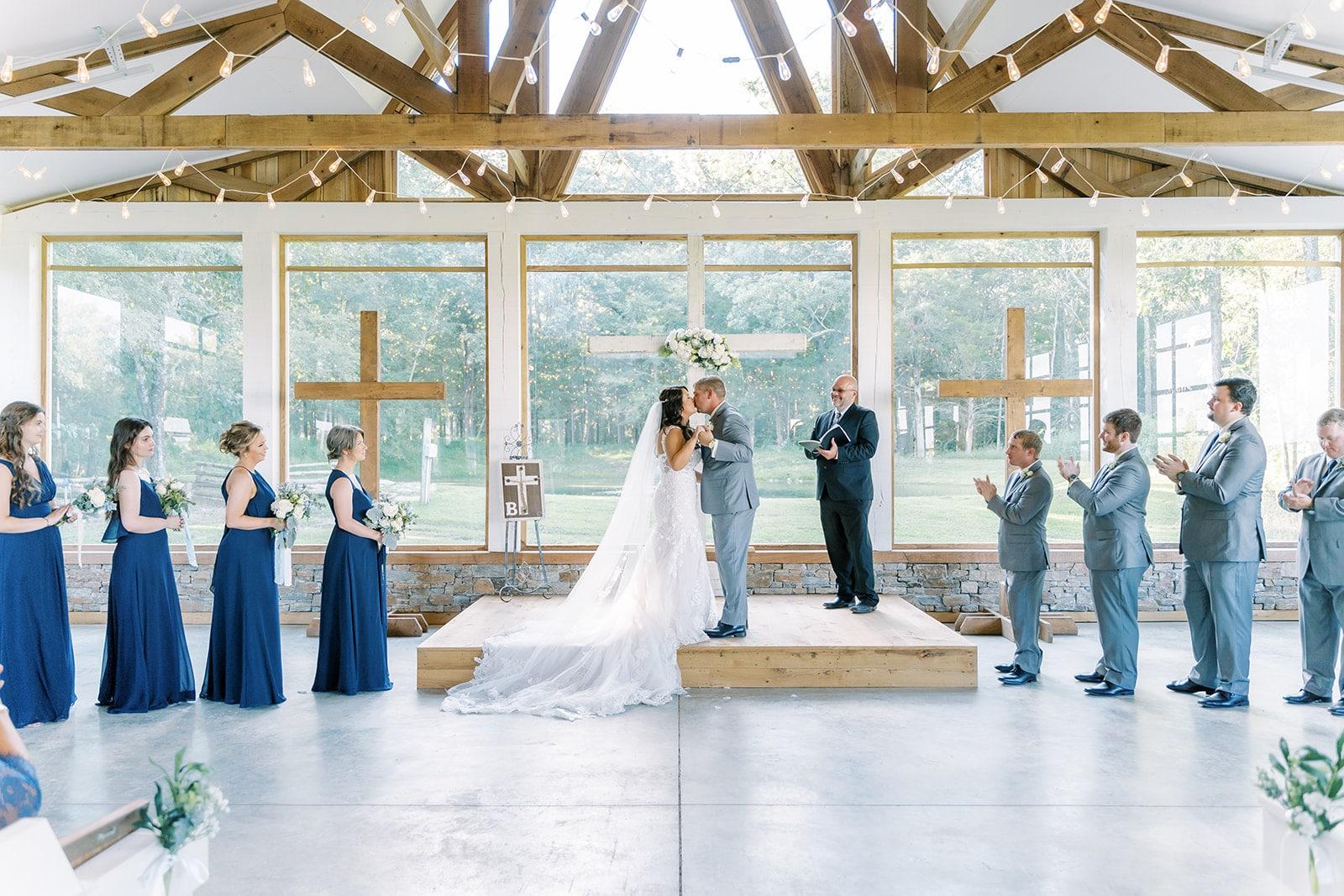 Grace Valley Farm wedding ceremony | Nashville Bride Guide