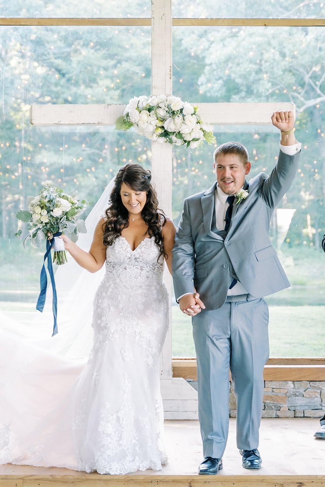 Rustic and Romantic Grace Valley Farm Wedding | Nashville Bride Guide