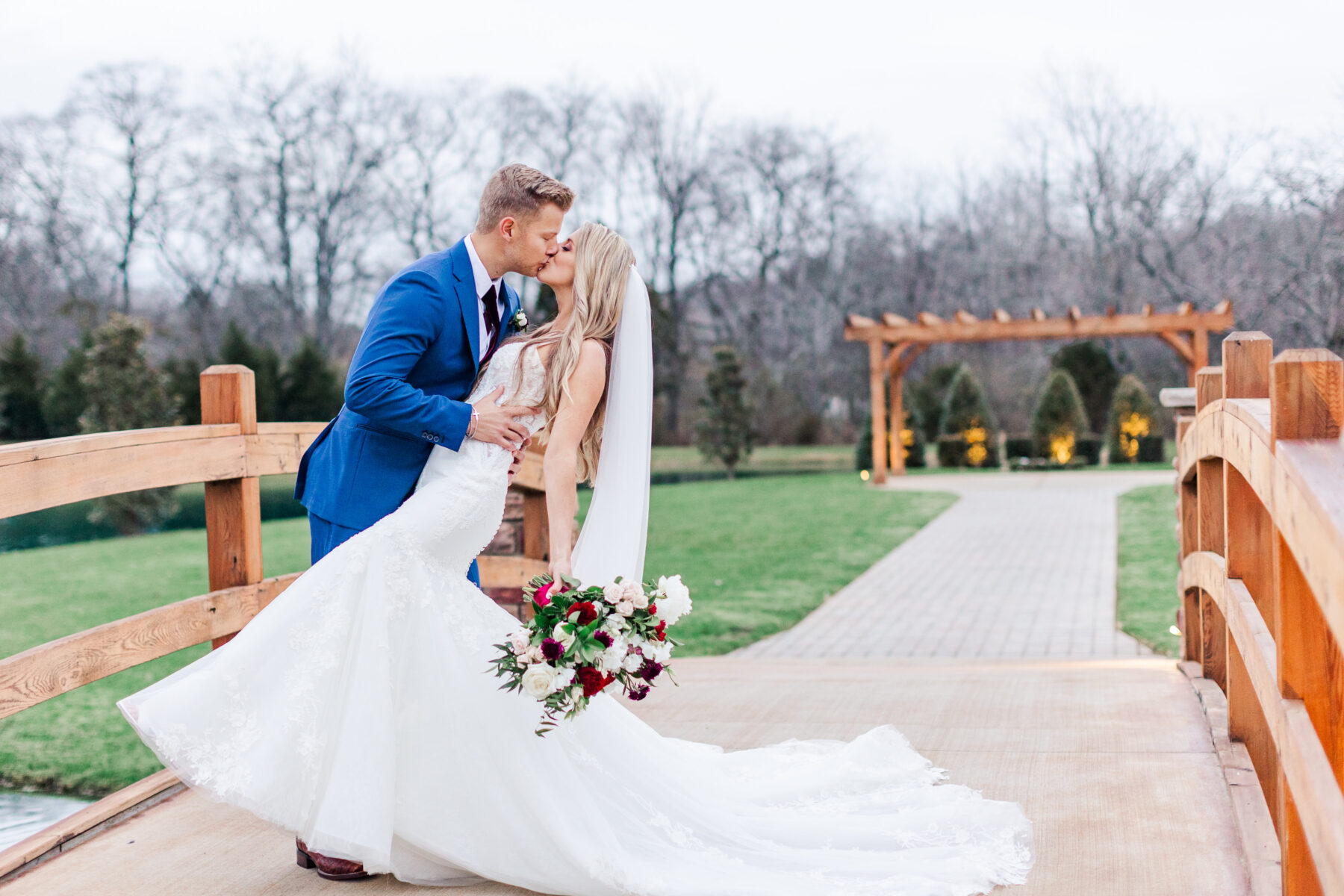 Sycamore Farms Winter Wedding | Nashville Bride Guide
