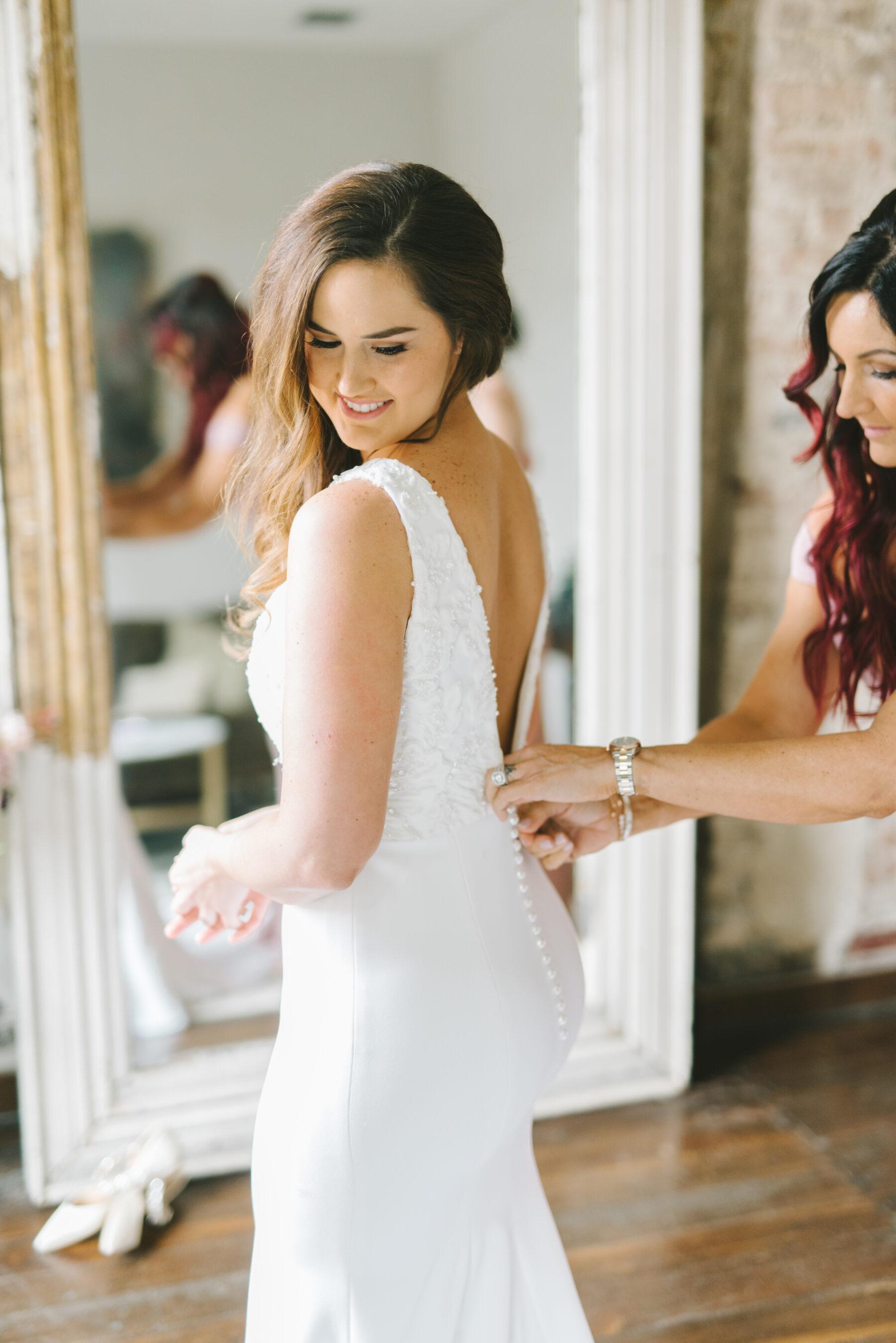 Fit and Flare Wedding Dress | Nashville Bride Guide
