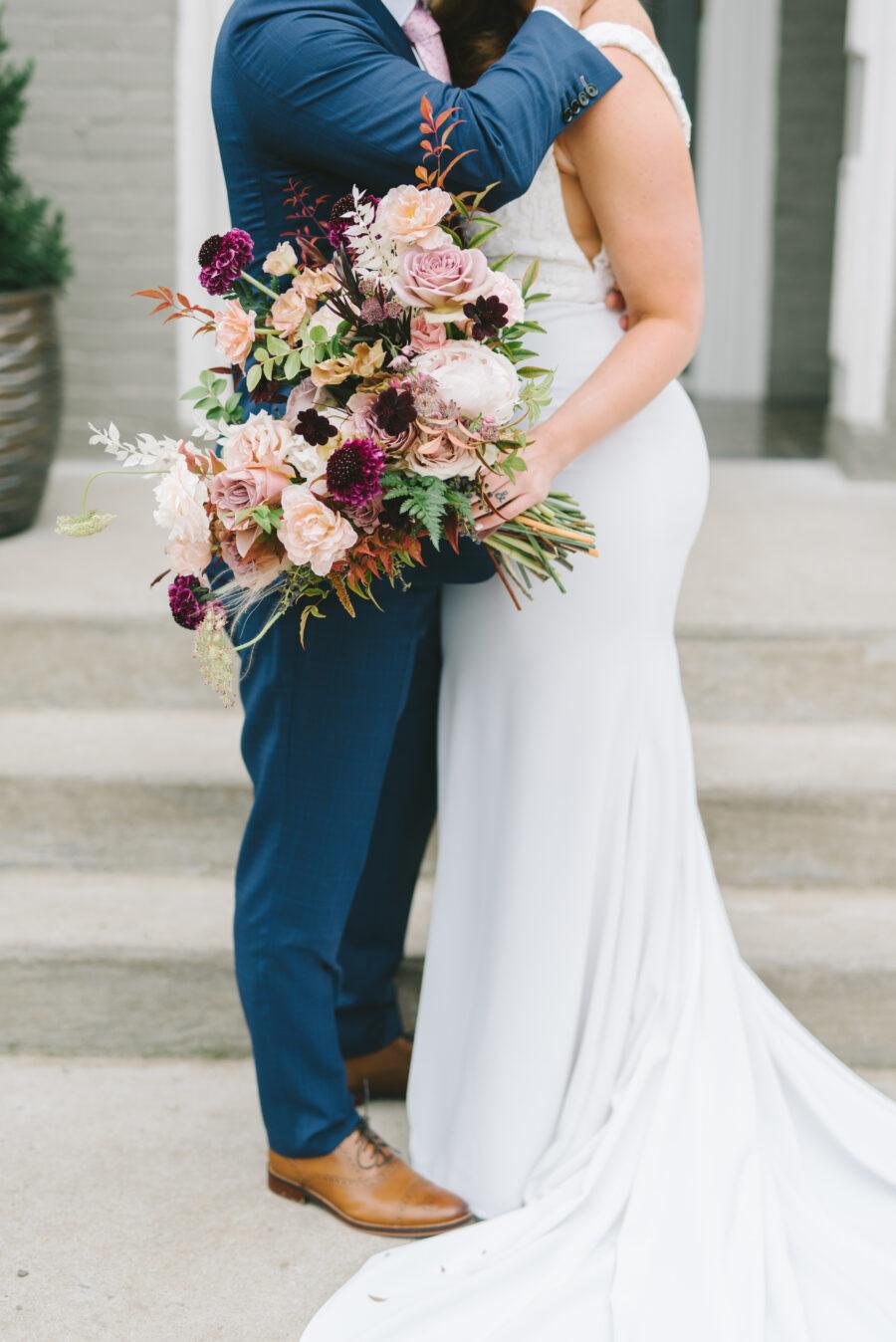 Rosemary & Finch Wedding Bouquet | Nashville Bride Guide