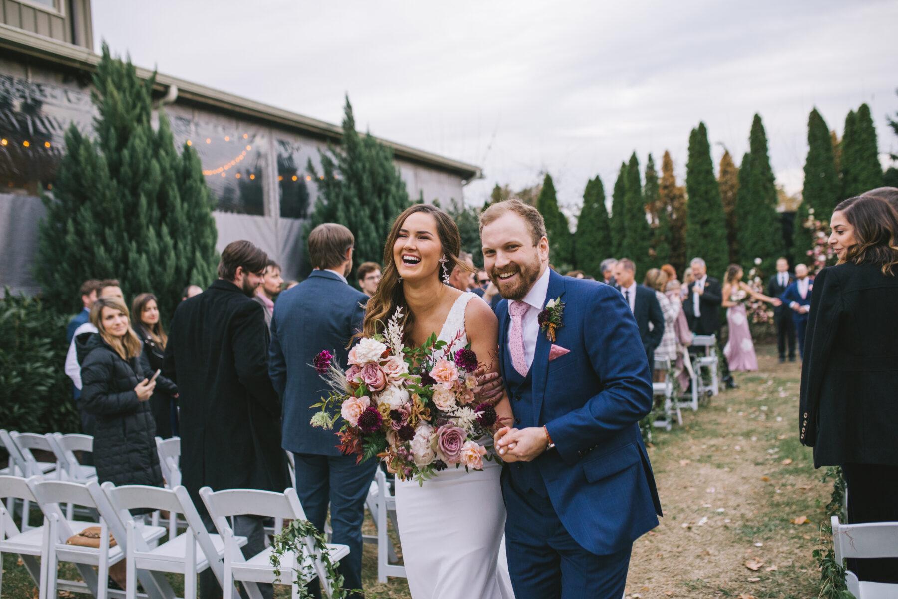 Outdoor Wedding Ceremony at The Cordelle | Nashville Bride Guide