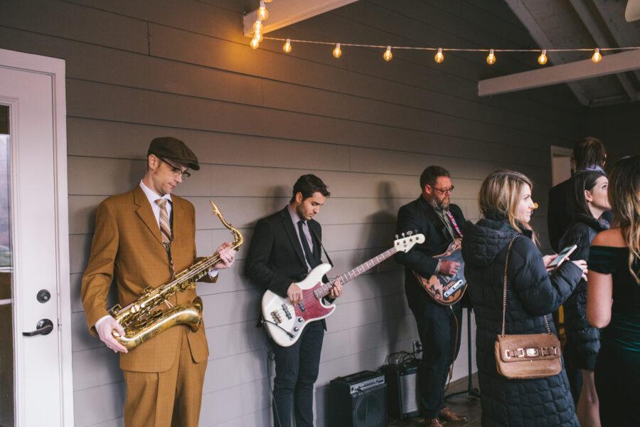 Emerald Empire Band | Nashville Bride Guide