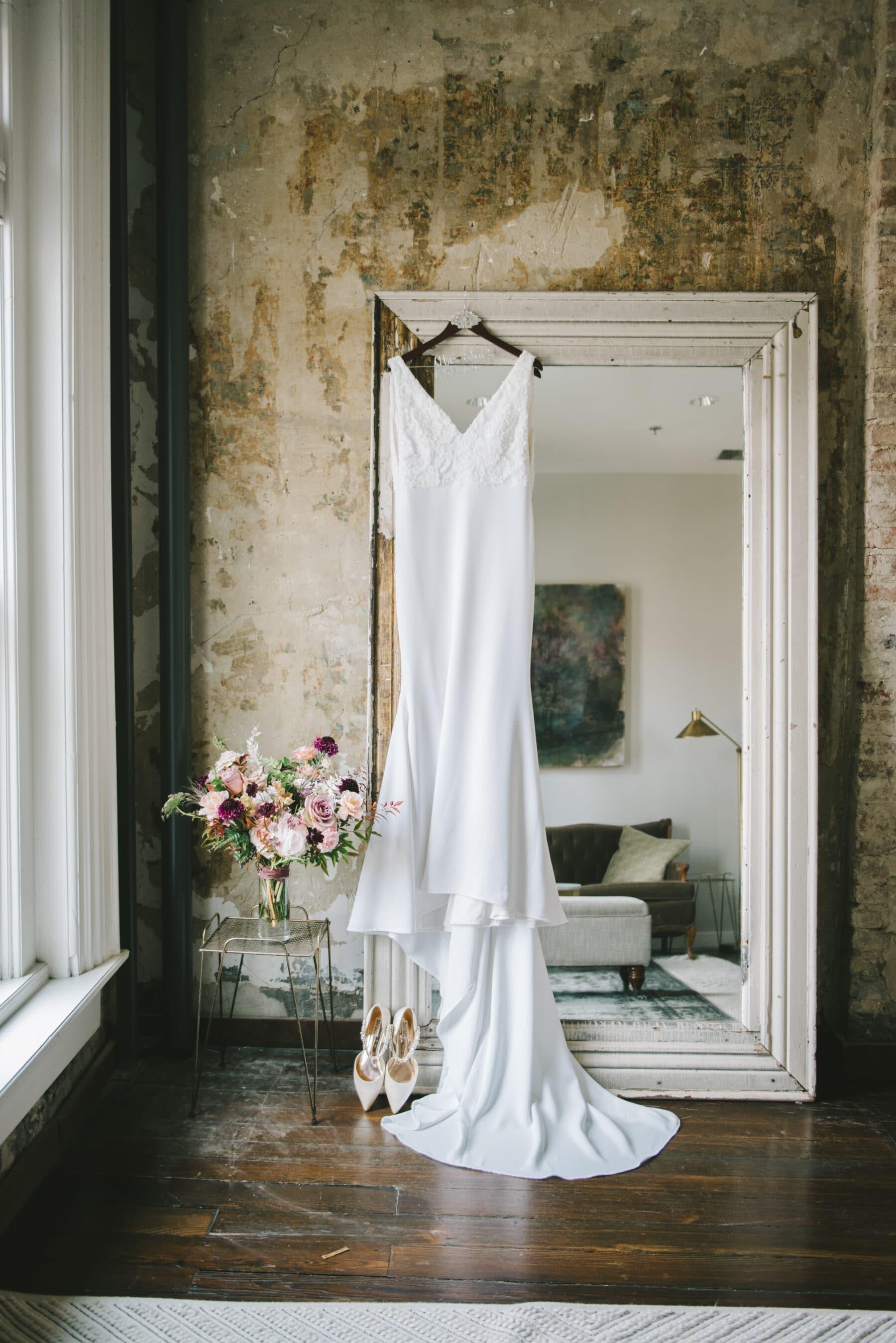Alyssa Kristin Wedding Dress from The Loveliest Bridal Boutique | Nashville Bride Guide