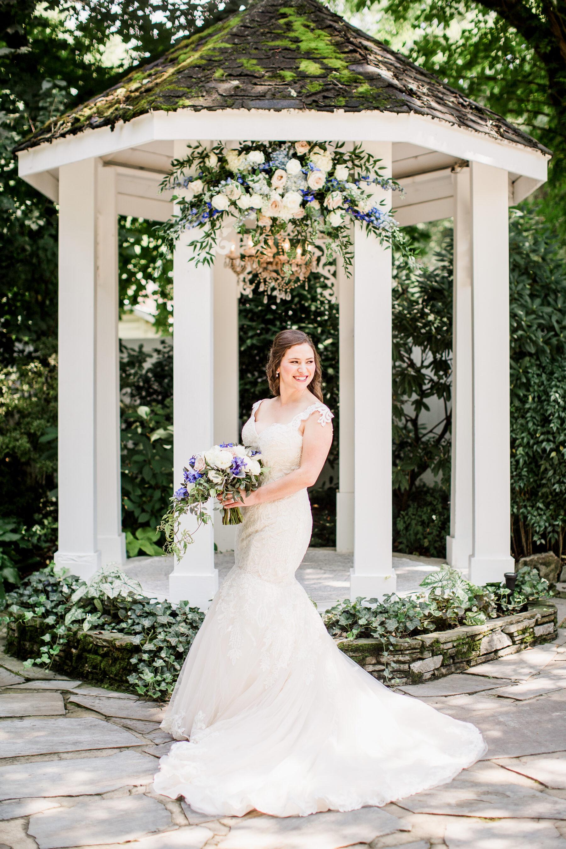 CJ's Off the Square Garden wedding | Nashville Bride Guide
