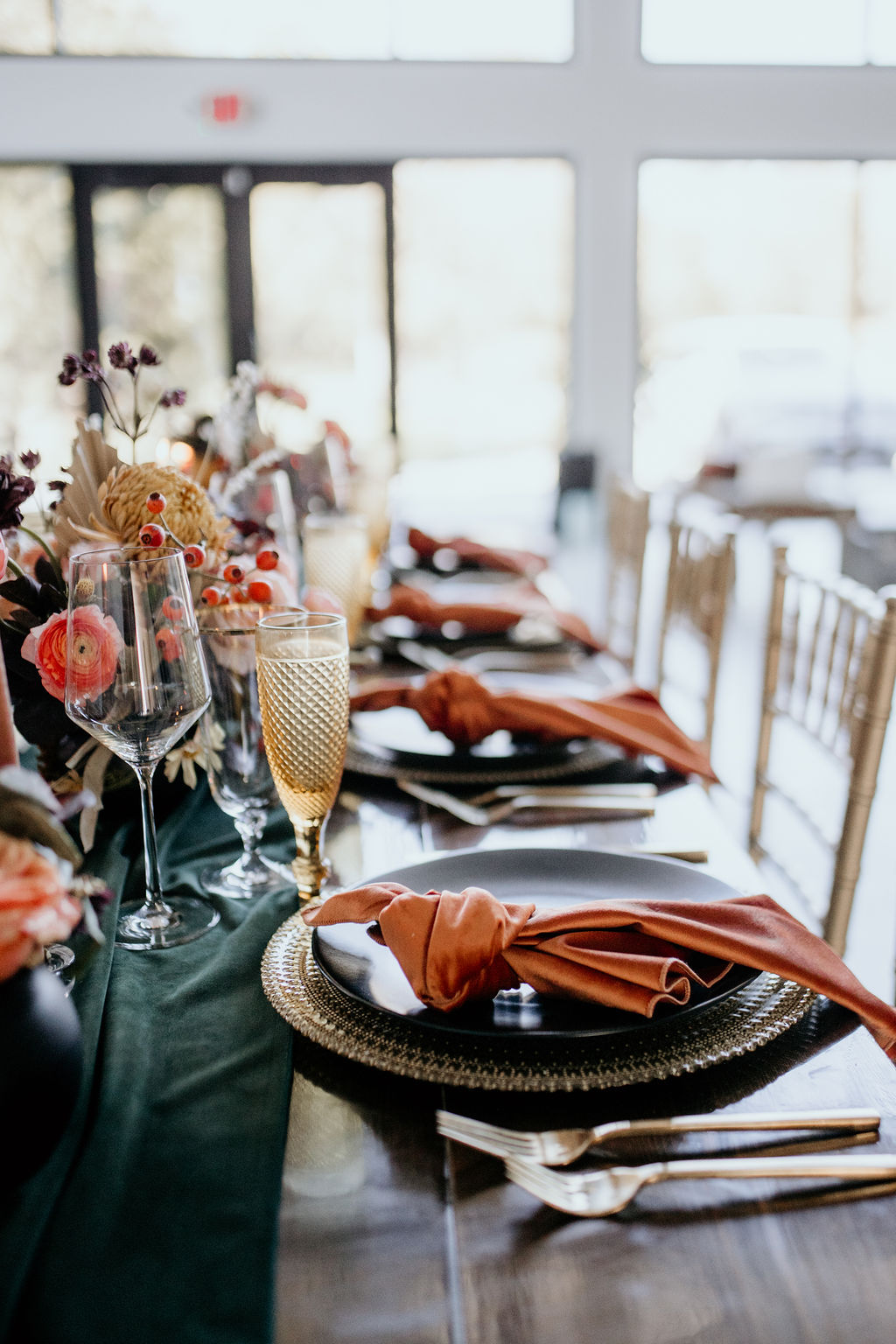 Creative Southall Meadows Fall Styled Shoot