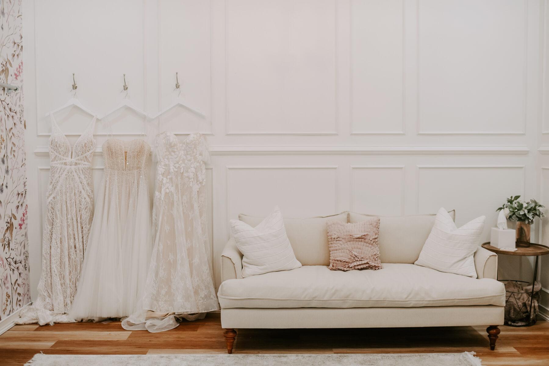 Check Out Lavender Park Bridal's New Location on Nashville Bride Guide
