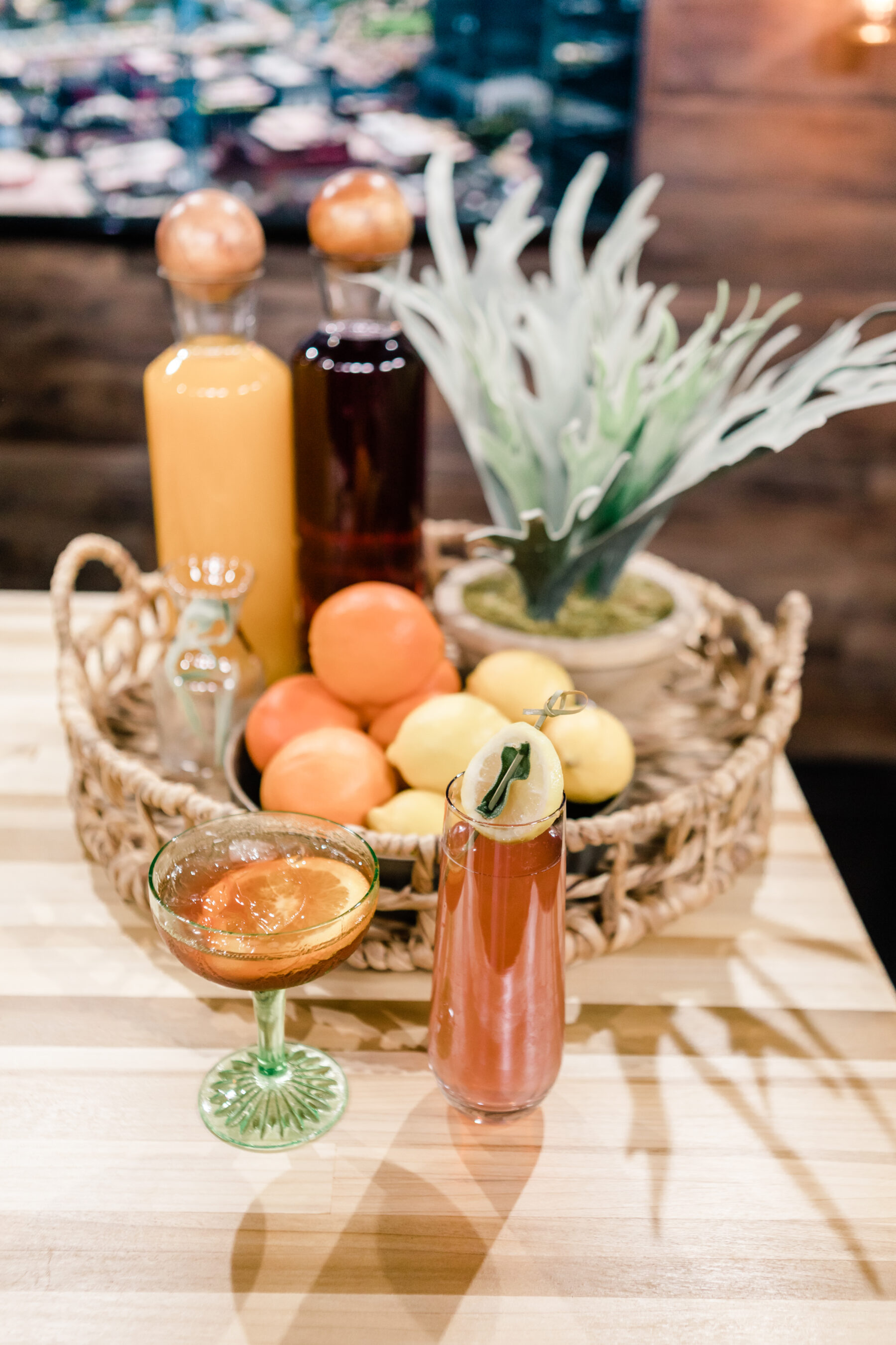 Spring & Summer Wedding Cocktail Ideas from The Happy Campers | Nashville Bride Guide