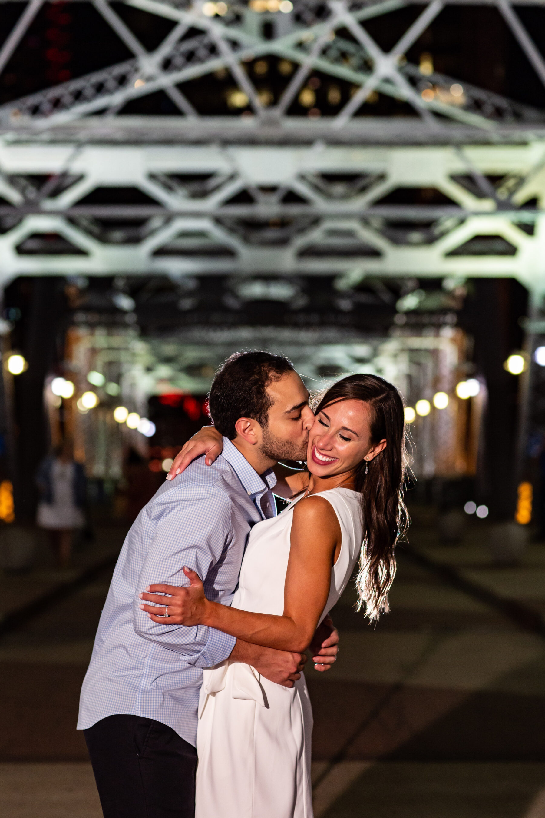 Erica of Bride Brite's Fun Nashville Engagement Session | Nashville Bride Guide